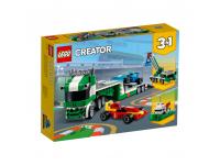 LEGO CREATOR SACĪKŠU AUTO PĀRVADĀTĀJS 31113