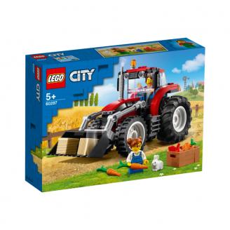 LEGO CITY TRAKTORS 60287