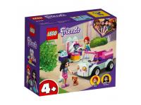 LEGO FRIENDS KAĶU APRŪPES AUTO 41439