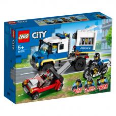 LEGO CITY POLICIJAS CIETUMNIEKU FURGONS 60276