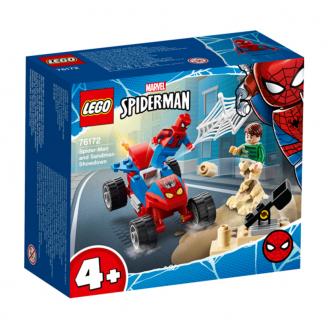 LEGO SUPER HEROES SPIDERMENA UN SMILŠU VĪRA KĀRŠU ATKLĀŠANA 76172