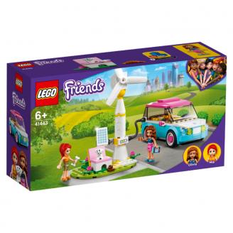 LEGO FRIENDS OLĪVIJAS ELEKTROAUTO 41443