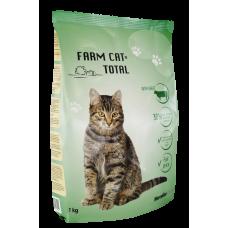 KAĶU BARĪBA FARM CAT AR GAĻU 1KG