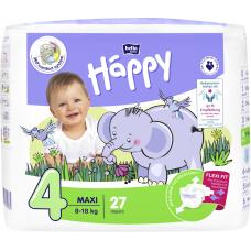 AUTIŅBIKSĪTES  HAPPY MAXI 8-18KG 27GAB
