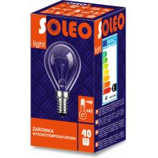 SPULDZE SOLEO BALL 40W E14