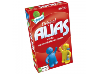 SPĒLE ALIAS CEĻOJUMU