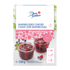 CUKURS DANSUKKER MARMELĀDES 330G