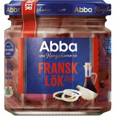 SIĻĶES ABBA AR FRANČU SĪPOLIEM 220G