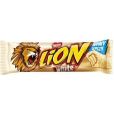ŠOKOLĀDES BATONIŅŠ LION WHITE 40G
