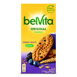 CEPUMI BELVITA FOREST FRUIT 300G