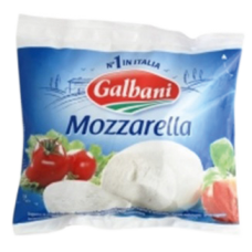SIERS MOCARELLA GALBANI 125G