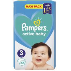 AUTIŅBIKSĪTES PAMPERS ACTIVE BABY S3 66 GAB.