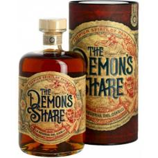 RUMS DEMON'S SHARE 6 YO 40% 0.7L AR TŪBU