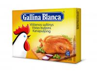 BULJONS VISTAS 15*10G GALLINA BLANCA