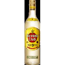 RUMS HAVANA CLUB 3Y.O. 40% 0.7