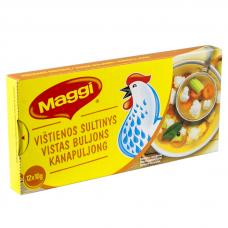 BULJONS MAGGI VISTAS 12*10G