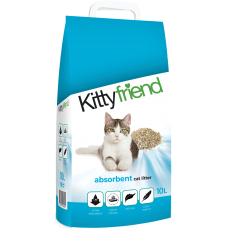 SMILTIS KAĶIEM KITTY FRIEND BUDGET 10L