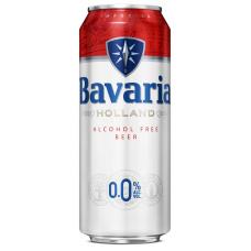 ALUS BEZALKOHOLISKAIS BAVARIA ORIGINAL 0% 0.5L CAN