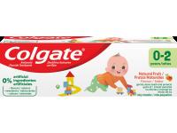 ZOBU PASTA COLGATE KIDS PURE OM 0-2 50ML