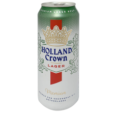 ALUS HOLLAND CROWN PREMIUM LAGER 4,8% 0.5L CAN