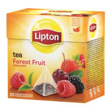TĒJA LIPTON FOREST FRUIT 34G 20PAC