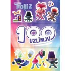 GRĀMATA TROĻĻI 2. 100 UZLĪMES